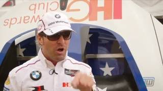 Download BMW M6 GTLM - Interview With Race Car Driver Bill Auberlen Video