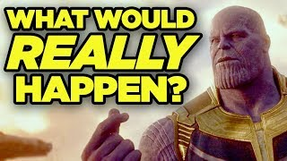 Download If Thanos' Snap REALLY Happened! Real-World Impact of Avengers Infinity War! Video