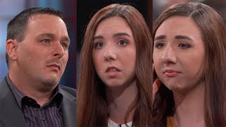 Download Father Reacts To Hearing Daughters Say Their Stepdad Is More Of A Father To Them Than He Is Video