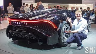 Download €16.7m BUGATTI LA VOITURE NOIRE - World's Most Expensive New Car! Video