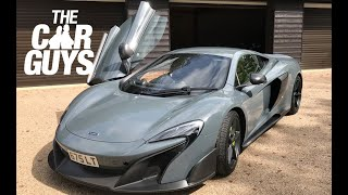 Download McLaren 675LT - is this the BEST VALUE SUPERCAR in the world? Video