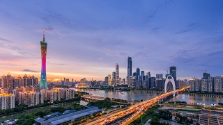 Download 广州guangzhou 延时摄影 4k 2015 china guangzhou (Canton)time lapse 2015 hyperlapse 广州延时 4k aerial Video