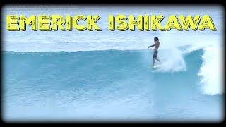 Download Emerick Ishikawa | 5'6″ Twin Fin | North Shore, Oahu | Emerick Surfboards Video