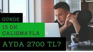Download 15 Dakika Çalışmayla Ayda 2700 TL | Amazon E-Ticaret | Girişimci Günlüğü | ArmağanTV Video