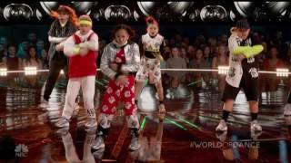 Download World Of Dance The Lab Week 2 HD Video
