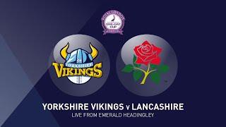 Download Yorkshire Vikings v Lancashire - RLODC Video