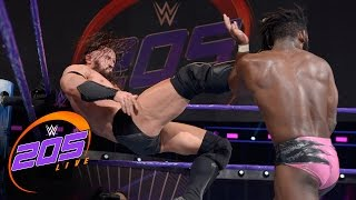 Download Rich Swann vs. Neville - Non-Title Match: WWE 205 Live, Dec. 27, 2016 Video
