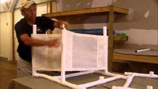 Download PVC Chair Assembly from PatioPVC (843) 323-0034 Video