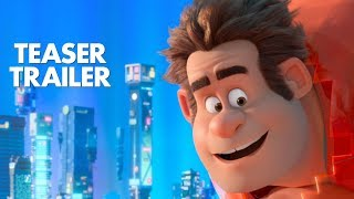 Download Ralph Breaks The Internet: Wreck-It Ralph 2 Official Teaser Trailer Video