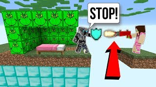 Download Minecraft: *SURPRISE* GRINCH LUCKY BLOCK BEDWARS! - Modded Mini-Game Video