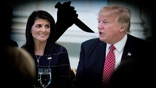Download Full Show: Rage Of The Machine Against Trump As Nikki Haley Knifes Him In The Back Video