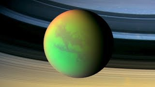 Download Cassini's Infrared Saturn Video