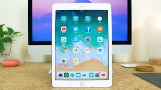 Download 24 Hours With the 9.7-inch iPad (2018) Video