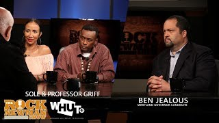 Download Professor Griff, Solé & Ben Jealous on The Rock Newman Show Video