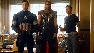 Download Hawkeye's Secret - Safehouse Scene - Avengers: Age of Ultron (2015) Movie CLIP HD Video