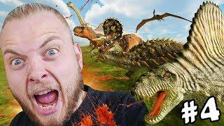 Download SQUIDDY VS DINOSAURS!! - Beast Battle Simulator #4 'FINAL EPISODE' Video