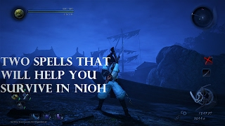 Download Two Spells that Will Help you Surivive in Nioh Video