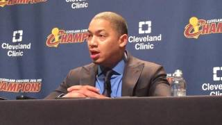 Download Tyronn Lue on what went wrong vs. Clippers Video