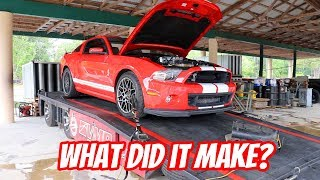 Download Adding Boost, Whine, and Power to my GT500 Video