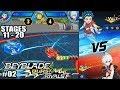 Download BEYBLADE BURST RIVALS ANDROID - STAGES 11 ~ 20 + VALT VS SHU! ベイブレードバースト Video