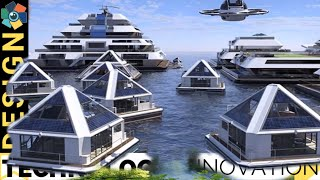 Download 10 AWESOME HOUSEBOATS AND FUTURE FLOATING HOMES Video