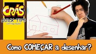 Download Como COMEÇAR a desenhar? - Crás Quick Tips Video