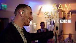 Download Sam Smith surprises brides at their wedding! (At The BBC) Video