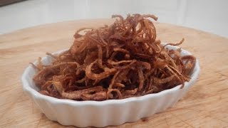 Download How to Brown Onions | Sanjeev Kapoor Khazana Video