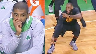 Download LeBron James EXPOSES KYRIE IRVING & THE CELTICS IN NEW CAVS DEBUT! LEBRON JAMES VS KYRIE IRVING! Video