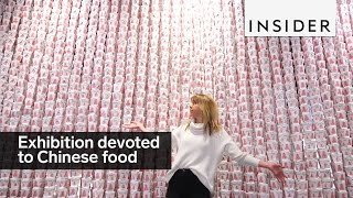 Download This exhibition is completely devoted to Chinese food Video