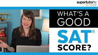 Download What's a Good SAT Score?? Tips from a PERFECT SCORING tutor! Video