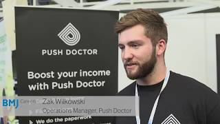 Download Exhibiting at the BMJ Careers Fair Video