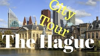 Download The Hague (Den Haag), The Netherlands (Big Tour) City Centre, City Hall and Parlement Video