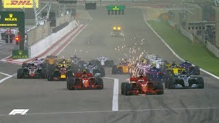 Download 2018 Bahrain Grand Prix: Race Highlights Video