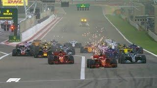 Download 2018 Bahrain Grand Prix: Race Highlights Video