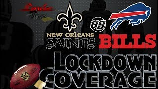 Download Lockdown Coverage | New Orleans Saints vs. Buffalo Bills WK 10 Analysis | #LouieTeeLive Video