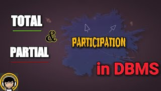 Download Total participation and partial participation in DBMS Video