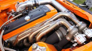 Download Ford Falcon GMKILR XD turbo 4L Dyno-Mite Performance Video