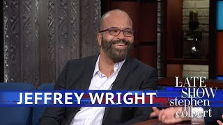 Download Jeffrey Wright Has Seen A Lot Of Flesh While Shooting 'Westworld' Video