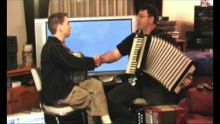 Download Silver Threads Among The Gold - Accordion Duet Video