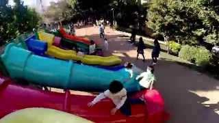 Download RoboRobo-Park in Roppongi,Tokyo, Japan by GoPro Session Video