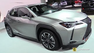 Download 2019 Lexus UX 250h - Exterior and Interior Walkaround - 2019 Detroit Auto Show Video