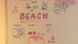 Download 家庭英语启蒙: 去沙滩前的任务 Video
