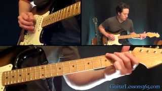 Download Dani California Solo Lesson - Famous Solos - Red Hot Chili Peppers Video