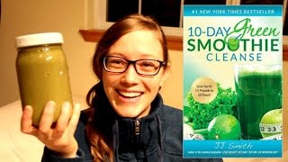 Download My 10 Day Green Smoothie Cleanse Experience | Losing Baby Weight Video