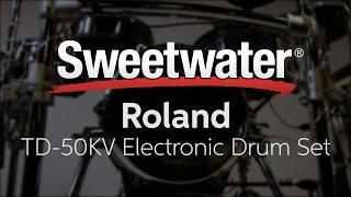 Download Roland TD-50KV Electronic Drum Set Review Video