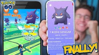 Download THE HALLOWEEN UPDATE THAT EVERYONE WANTED! (Pokémon GO GENGAR Day) Video