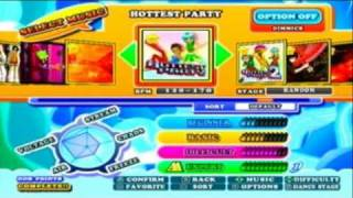 Download DDR Hottest Party 3 - Full Song List Video