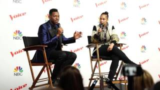 Download The Voice Finale Press Conference Highlights With Chris Blue & Alicia Keys Video