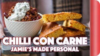 Download BIG FLAVOUR Chilli Recipe | Jamie's Made Personal Video
